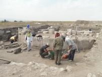 MEHMET TANıR - Afyonkarahisar'daki Amorium Antik Kentinde Kazı Çalışmaları Başladı
