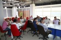 MUSTAFA ASLAN - AGC Basın Ödülleri Komisyonu ADÜ'de Toplandı