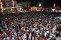 DEMOKRASİ NÖBETİ - AK Parti'li Mersinli'den Manisalılara 15 Temmuz Teşekkürü