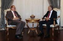 LEFKOŞA - Akıncı,  ABD'li Ve Alman Büyükelçileri Kabul Etti