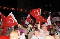 MEHTER TAKIMI - Artvin'de 15 Temmuz Demokrasi Ve Milli Birlik Günü Etkinlikleri Sona Erdi