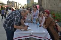 DEMOKRASİ NÖBETİ - ASP İl Müdürlüğü'nden 15 Temmuz Şehitler Anma, Demokrasi Ve Milli Birlik Günü Standı