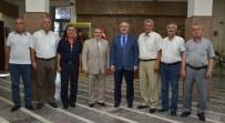 AYDIN VALİSİ - Aydın Esnafından Vali Köşger'e 'Hoş Geldin' Ziyareti