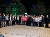 DEMOKRASİ NÖBETİ - Bahçesaray'da 2 Gün Devam Eden 15 Temmuz Nöbeti Sona Erdi