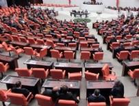 ORTA AFRİKA - Başbakanlık Tezkeresi kabul edildi