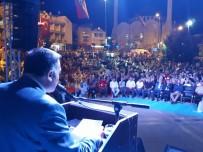 MAZLUM - Başkan Cabbar, İlçe Halkına Teşekkür Etti