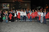 AK PARTİ İLÇE BAŞKANI - Başkan Hüseyin Güner Açıklaması Türk Milleti Zor Günlerde Her Zaman Kenetlenmesini Bilmiştir