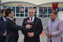 GAZILER - Belediye Başkanları, 15 Temmuz Davalarını Takip Etti