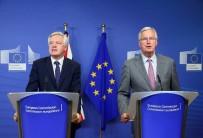 MÜZAKERE - Brexit Müzakerelerinin İkinci Turu Başladı