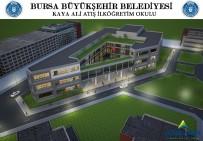BEDEN EĞİTİMİ - Bursa'da Eğitime Bir Destek Daha