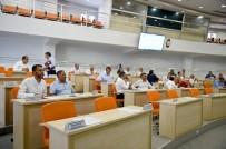PLAN VE BÜTÇE KOMİSYONU - Büyükşehir Belediye Meclisi Temmuz Toplantıları Sona Erdi