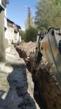 MADENKÖPRÜBAŞı - Büyükşehir'den İlçelere Altyapı Yatırımı