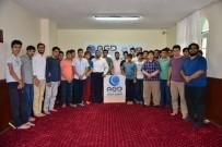 ANONIM - Çalışkan Gençlere Faizsiz Ekonomiyi Anlattı