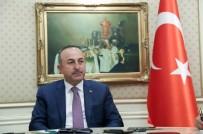 AZERBAYCAN CUMHURBAŞKANI - Çavuşoğlu, Bakü'ye Gidiyor