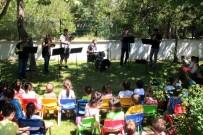 ANKARA DEVLET OPERA VE BALESİ - Çocuklar Müzik Aletleriyle Tanıştı