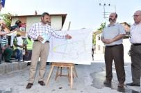 İMAM HATİP - Çorum Belediyesi'nden Yeni Yol Ve Otopark Çalışmaları