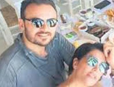 Deniz Akkaya ve tekstilci sevgilisi Gökmen Şeynova dudak dudağa yakalandı