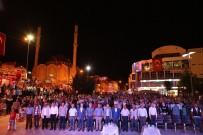KAHRAMANLıK - Develi'de 15 Temmuz Destanı Etkinliklerinde Muhteşem Final