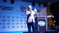 MURAT DURU - Develi Kaymakamı Murat Duru İlçe Halkına Teşekkür Etti