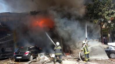 Samsun'da sanayide patlama: Çok sayıda yaralı var