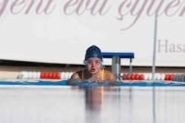 YÜZME KURSU - Dowv Sendromlu İrem Avrupa Şampiyonasına Hazırlanıyor