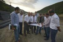 FILYOS - DSİ Genel Müdürü Acu, Kastamonu'da İncelemelerde Bulundu