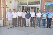 ADNAN YıLMAZ - Düzce Eski Valisi Adnan Yılmaz'dan Başkan Özdemir'e Ziyaret