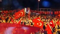 KAYMAKAMLIK - Erciş'te 'Demokrasi' Nöbeti
