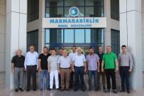 YASA TASARISI - EZZİB'den Marmarabirlik'le 'Ortak Hareket' Vurgusu