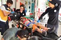 Amasya'da feci kaza: 2 ölü, 8 yaralı