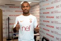 FUTBOL TAKIMI - Galatasaray'ın Yeni Transferi Sağlık Kontrolünden Geçti