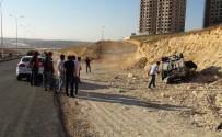 BEYKENT - Gaziantep'te Trafik Kazası Açıklaması 4 Yaralı