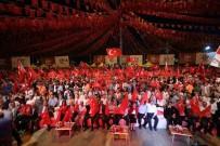 AKSAKAL - Gaziantep Yargısı Tam Kadro Demokrasi Nöbetinde