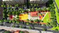 GENÇLIK PARKı - Gençlik Parkı Yeniden Düzenleniyor