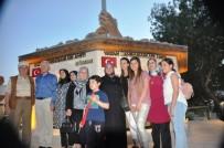 BILAL ERDOĞAN - Göreme Vatan Kahramanları Anıtı Törenle Açıldı