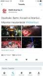 MILLI SAVUNMA BAKANı - Hafızların Türk Bayrağı Kareografisi Twitter'da Gündem Oldu