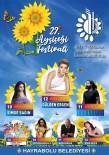 KORAY AVCı - Hayrabolu 27. Ayçiçeği Festivali Sanatçıları Belli Oldu