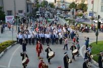 MEHTER TAKIMI - İnegöl'de Kültür Sanat Festivali Coşkusu