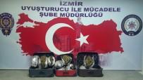 HINT KENEVIRI - İzmir'de Uyuşturucu Operasyonu Açıklaması 4 Tutuklu