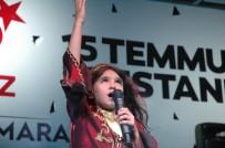 FATİH MEHMET ERKOÇ - Kahramanmaraş'ta Demokrasi Nöbeti Sona Erdi
