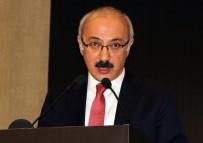 LÜTFI ELVAN - Kalkınma Bakanı Elvan İşsizlik Rakamlarını Değerlendirdi