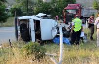 GENÇ KIZ - Karabük'te Trafik Kazası Açıklaması 1 Ölü