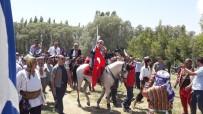 Karacakurt Türkmen Şöleni Kıl Çadırlarda Yapılacak