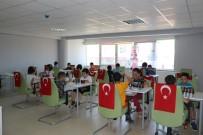 KARAHISAR - Karahisar Gençlik Merkezi 15 Temmuz Anısına Satranç Turnuvası Düzenledi