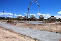 ANKARA BÜYÜKŞEHİR BELEDİYESİ - Kardeş Belediyelerden Edremit'e 3 Yeni Park