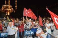 Kırıkkale'de 15 Temmuz Nöbeti Sona Erdi
