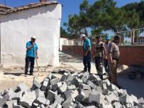 GAZILER - Manisa'da Bozulan Yollar Onarılıyor