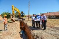 ÖZGÜR ÖZDEMİR - MASKİ Yazıhan'da Altyapı Çalışmalarına Devam Ediyor