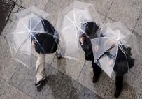 HAVA SICAKLIĞI - Meteoroloji'den kuvvetli yağış uyarısı!