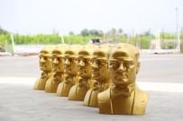 ATATÜRK BÜSTÜ - Mezitli Belediyesi, her siteye Atatürk büstü dikecek